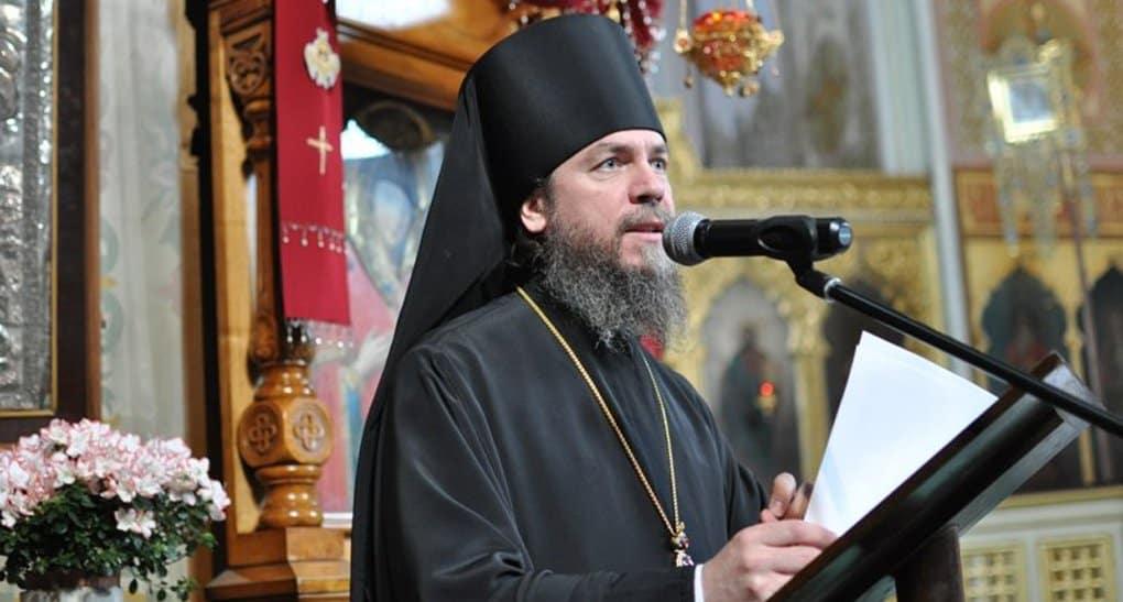 Временно управлять Эстонской Церковью будет епископ Нарвский Лазарь