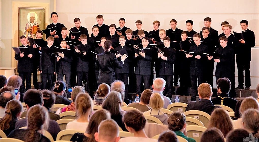 Более 12 хоров выступят на IV Пасхальном фестивале в ПСТГУ