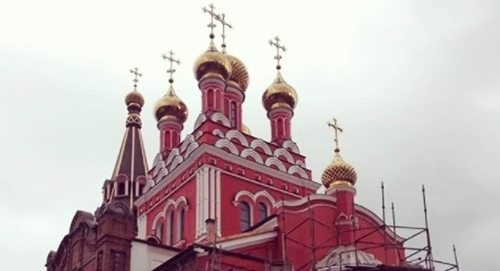 Храм, в котором крестили Александра Солженицына, восстановят к осени 2018-го