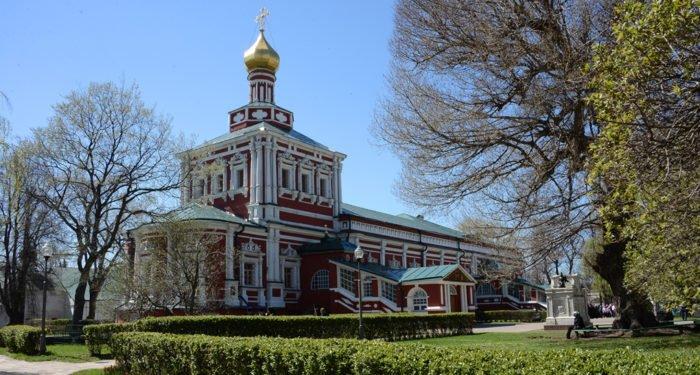 Перед Пасхой в Москве начнутся бесплатные экскурсии по храмам и монастырям