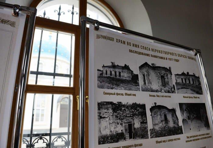 В подмосковном Гагино восстановили два старинных храма