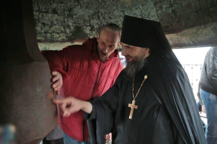 Не забудьте позвонить: пасхальный звон в Свято-Даниловом монастыре
