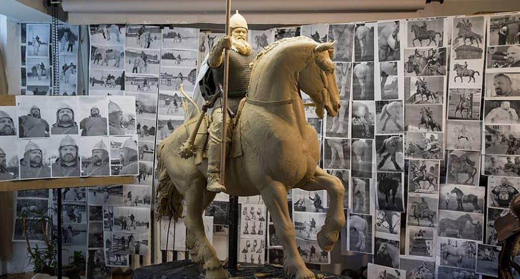 В Киеве планируют установить памятник преподобному Илье Муромцу