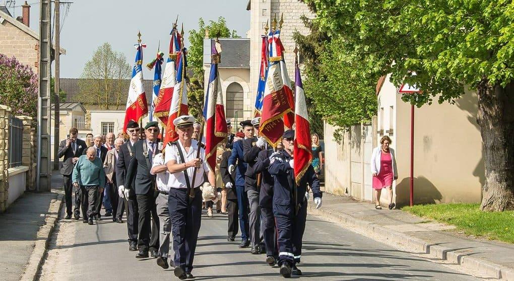 Во Франции помнят русских, освободивших коммуну Курси в Первую мировую