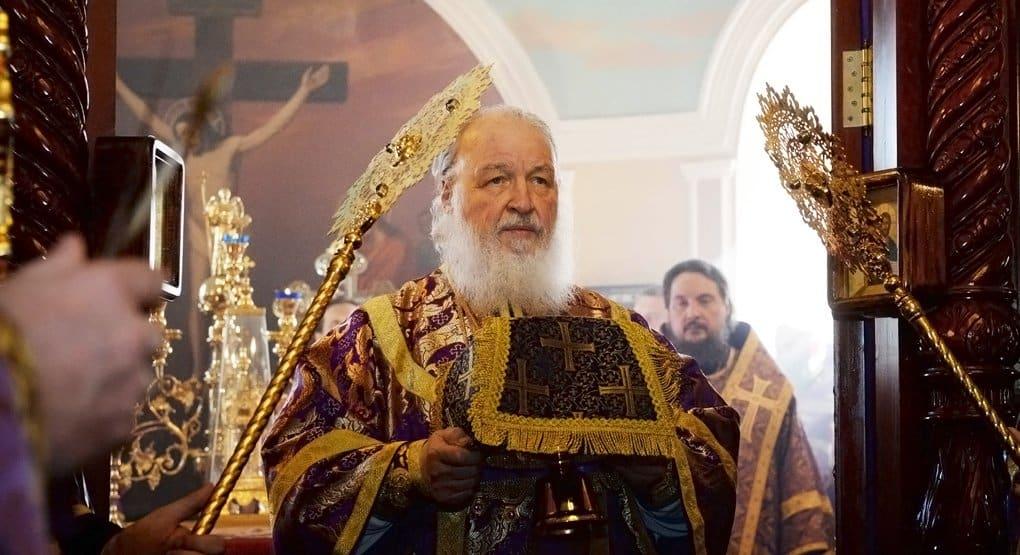Каждая Евхаристия – это соучастие в Тайной Вечери Христа, - патриарх Кирилл