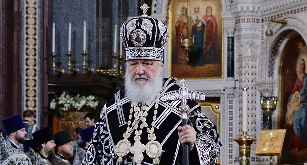 Пример Иуды заставляет задуматься о степени нашей верности Христу, - патриарх Кирилл