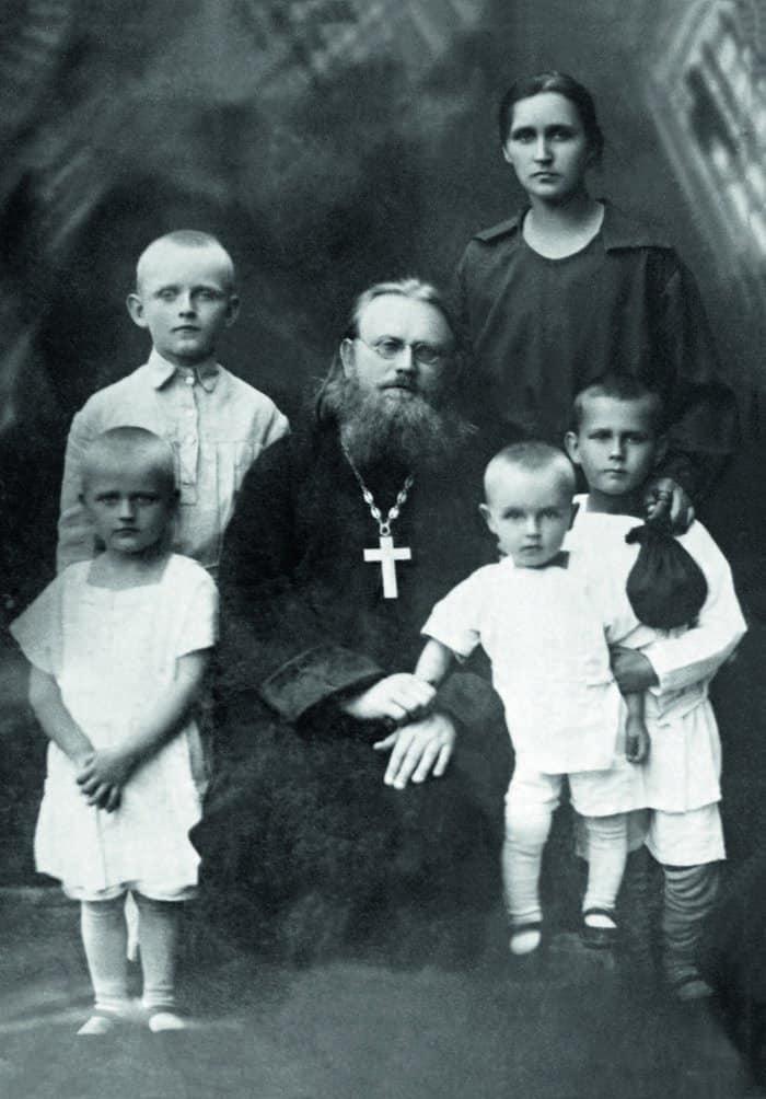 Священномученик Михаил (Новицкий)