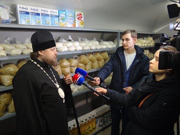 Нуждающимся семьям Калуги поможет «Милосердный самарянин»