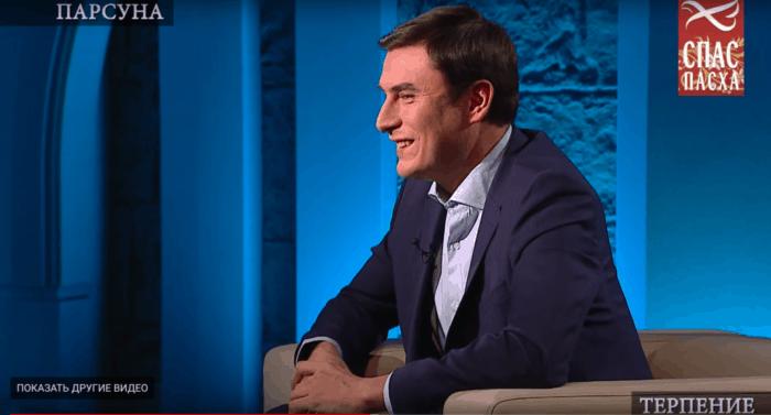Сергей Шаргунов в программе «Парсуна»: полный текст и видео