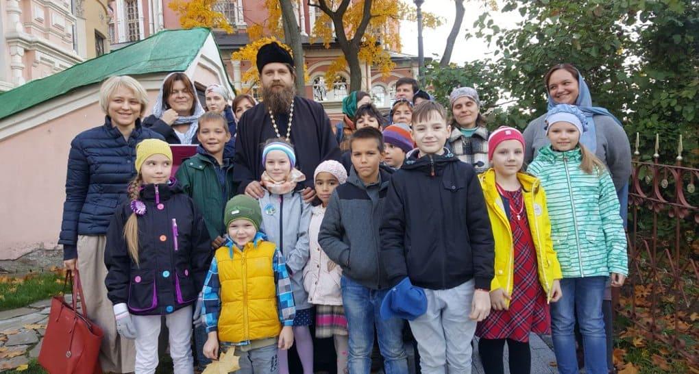Социальному центру святителя Тихона при Донском монастыре исполняется 2 года