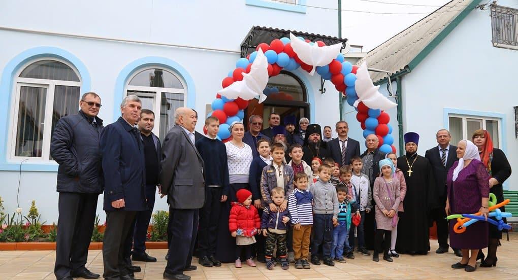 При храме Дербента открыли воскресную школу