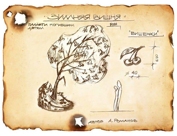 Российские кузнецы изготовят дерево в память о жертвах пожара в Кемерово