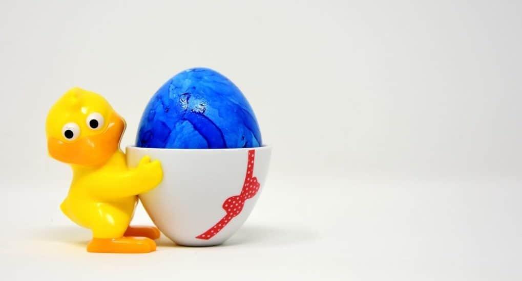 Можно ли на Пасху кушать освященныекуличи яйца при месячных?