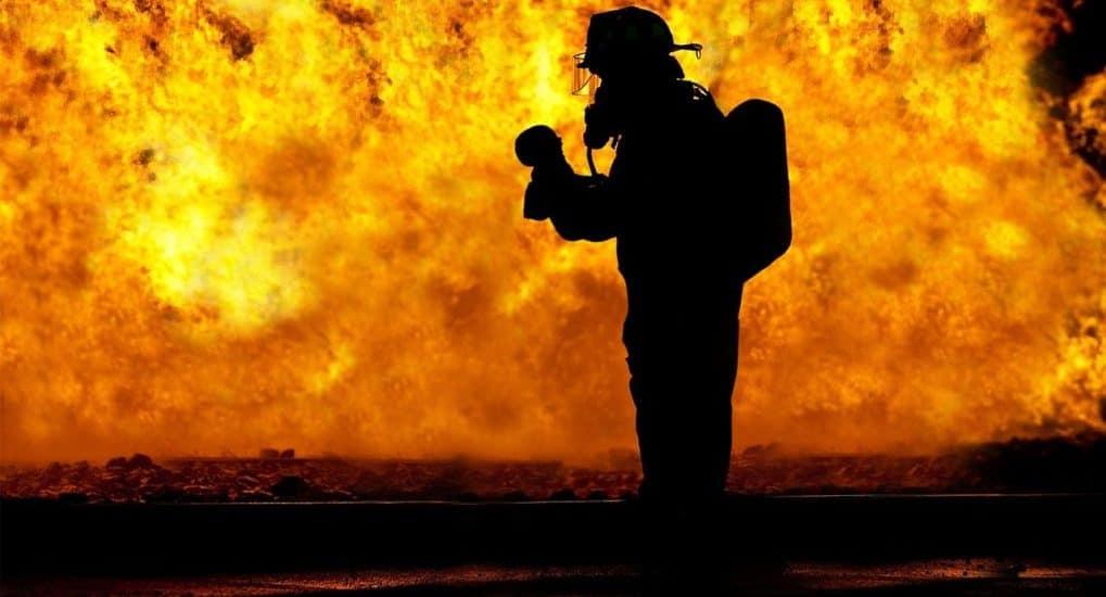 4 истории в огне