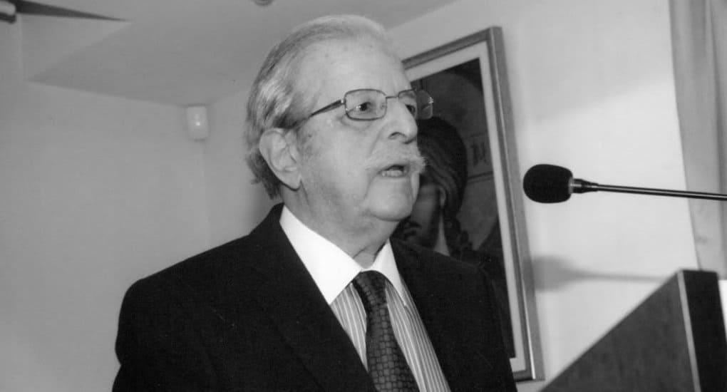 Умер выдающийся исследователь Афона профессор Антоний-Эмиль Тахиаос