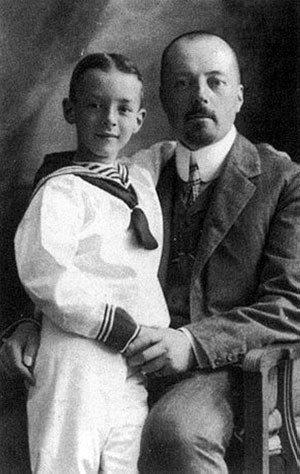 «Пасха» Набокова: как писатель пережил смерть отца