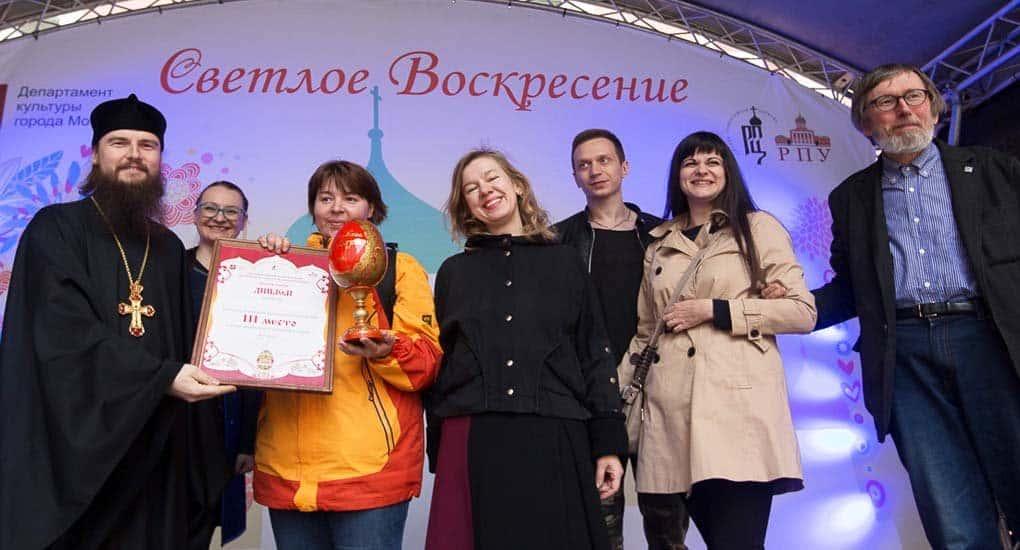Состоялся арт-фестиваль «МедиаПасха»