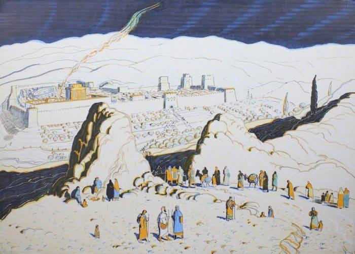 Художник узнал, что умирает, и написал тысячу картин о Христе