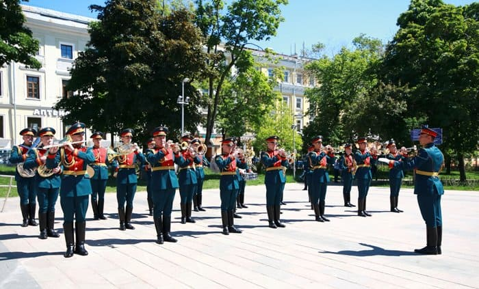 140-летию освобождения Болгарии Русской армией посвятили выставку в Москве