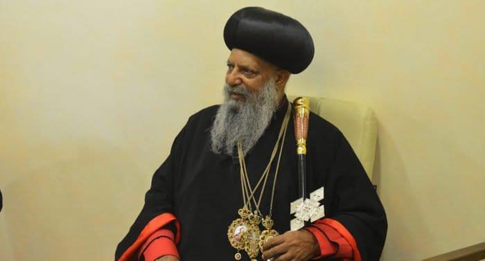 Глава Эфиопской Церкви Абуна Матфий впервые прибыл в Россию