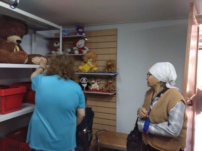 В столице Тувы открыли церковный центр гумпомощи нуждающимся