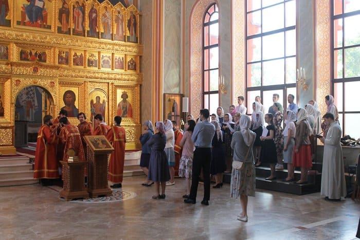 Студенты всех факультетов ПСТГУ отпраздновали День Победы