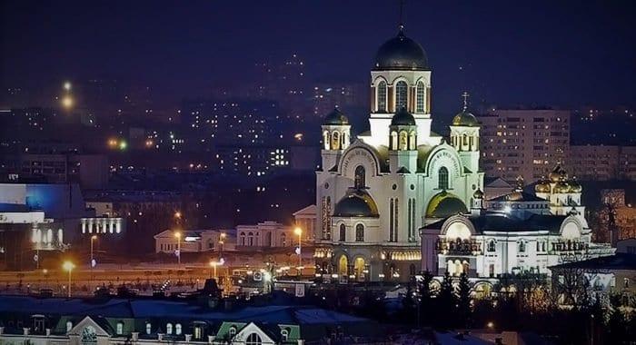В память о Царской семье в Екатеринбурге будут молиться 78 ночей подряд