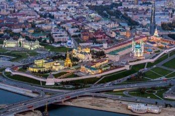 Кремль в Казани, Республика Татарстан