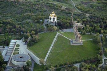 Мамаев курган, Волгоградская область