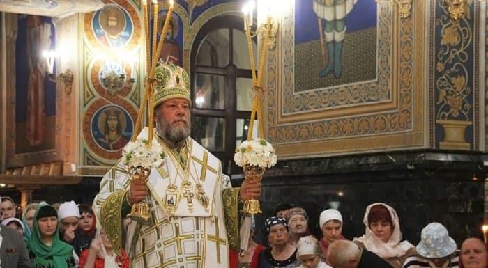 Митрополит Кишиневский Владимир вступился за Почаевскую лавру перед властями Украины