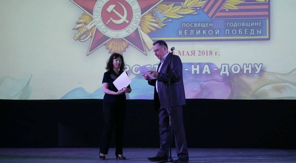 Лауреатов музыкального фестиваля ко Дню Победы наградили подпиской на «Фому»