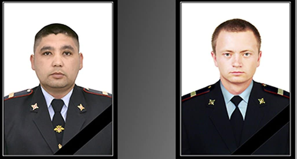 Защищая храм в Грозном от террористов, погибли двое полицейских - мусульманин и христианин