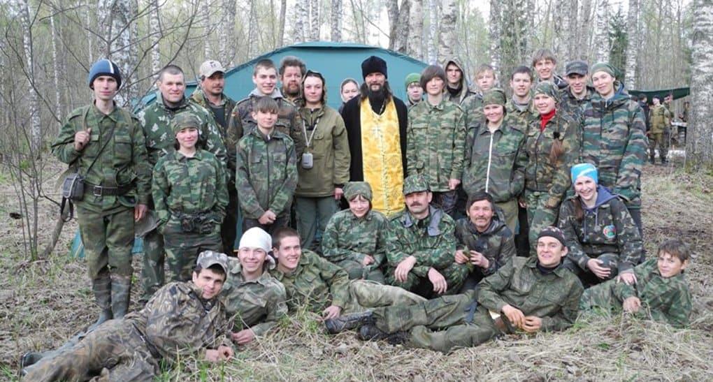Пробитую пулей Казанскую икону нашли на местах сражений под Старой Руссой