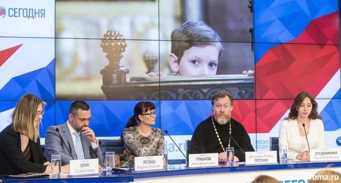 Центры помощи женщинам с детьми должны появиться в каждой епархии