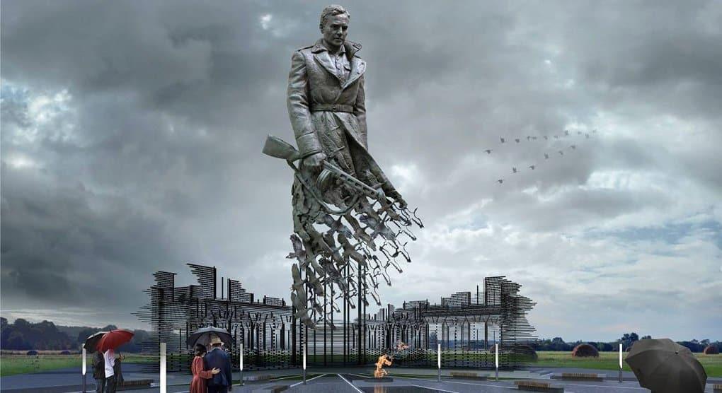 Солдаты-журавли: определен проект памятника героям боев подо Ржевом