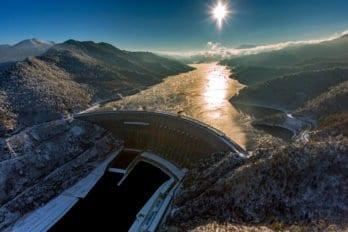 Саяно-Шушенская ГЭС, Республика Хакасия