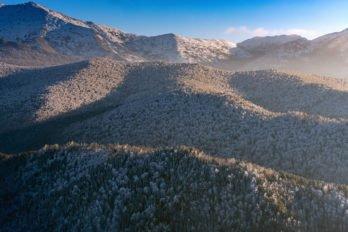 Саянские горы, Республика Хакасия