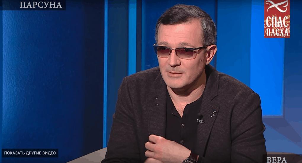 Егор Бероев в программе «Парсуна»: полный текст и видео