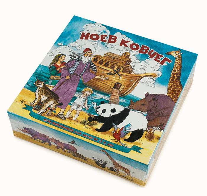 4 познавательные православные настольные игры для детей и их родителей