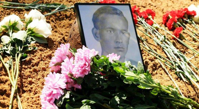 За весну 2018-го поисковики нашли останки почти батальона советских солдат
