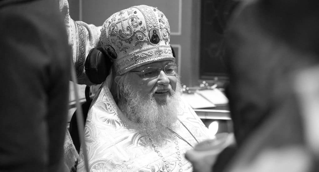 Преставился старейший клирик Русской Зарубежной Церкви протопресвитер Валерий Лукьянов