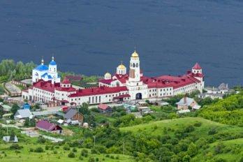 Самарская область, монастырь Казанской иконы Божией Матери