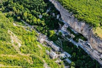 Успенский пещерный монастырь, Крым
