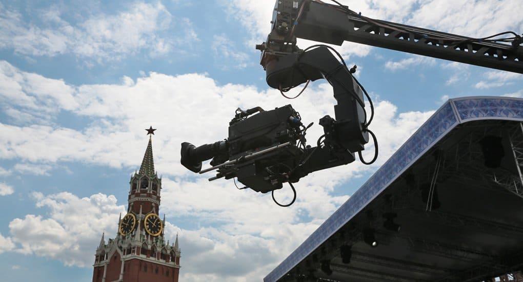 День славянской письменности на Красной площади
