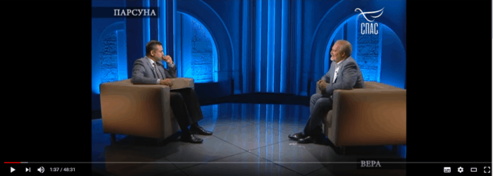 Владимир Хотиненко: «Ябы снял фильм про апостола Павла»