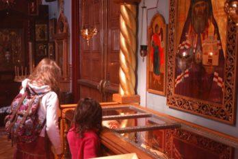 Мощи святого Иоанна Шанхайского