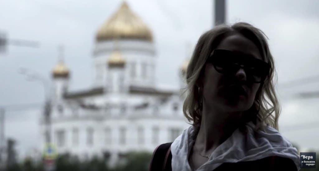 Режиссер Гай Германика будет говорить о месте православия в большом городе