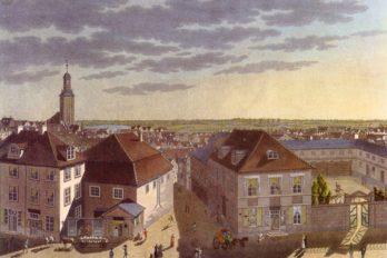 Кенигсберг. Начало XIX века