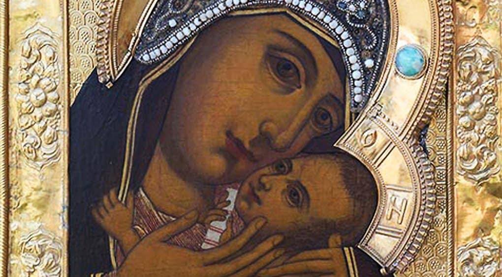 На подворье Соловецкого монастыря до 1 июля можно поклониться редкой Корсунской иконе