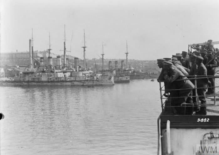 100 лет назад Черноморский флот был уничтожен: как и почему?